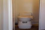 Cruisinator 6×6 Interior Toilet