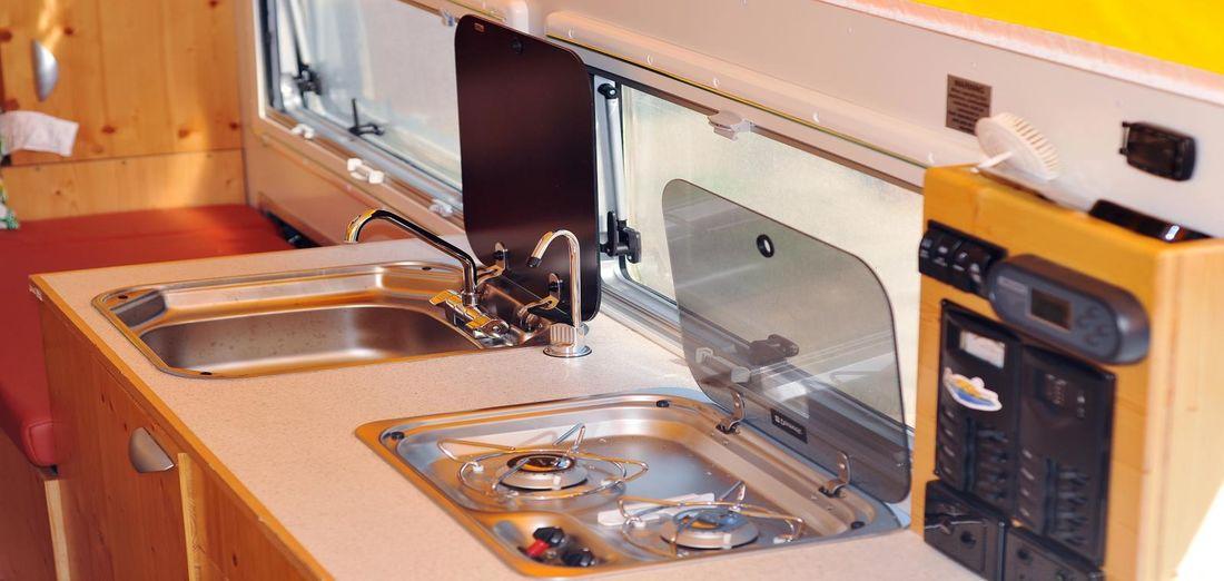 Cruisinator 6×6 Kitchen